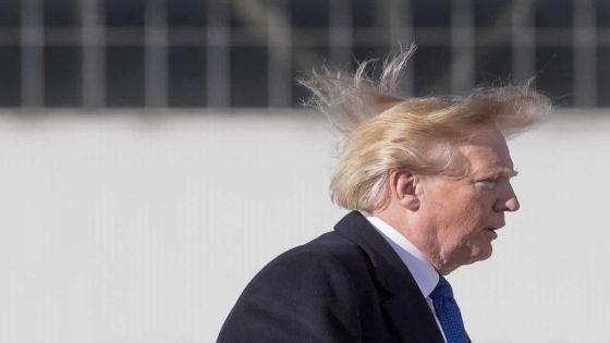 Trump vante sa chevelure, l'un de ses «grands atouts»