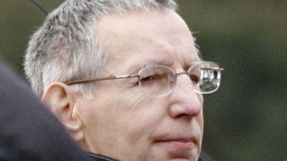 Le tueur en série français Michel Fourniret est mort à 79 ans