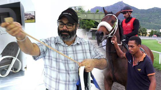 Hippisme - Shirish Narang explique l'utilité des harnachements sur les chevaux