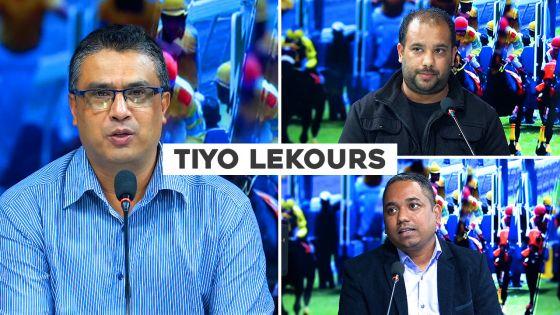 Tiyo Lekours (5ème journée): Les 3 ans entrent en scène