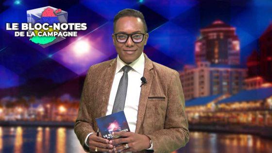 Législatives 2019 - Bloc Notes de la campagne : voici le premier numéro
