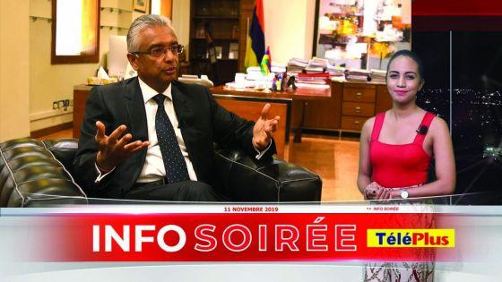 Info Soirée : le Cabinet de l'Alliance Morisien finalisé ce soir