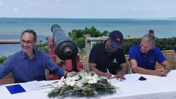 Respect de l'écosystème et protection des mangroves :  une formation pour les opérateurs de l'Est