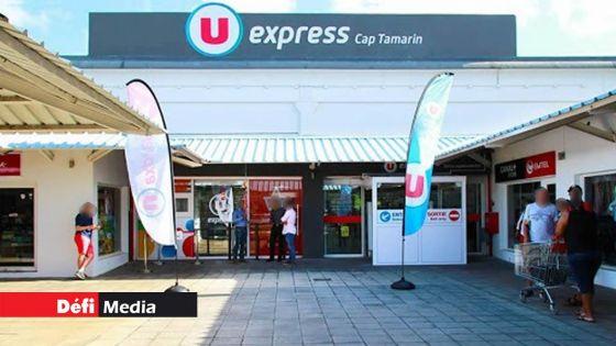 Réouverture de « U EXPRESS CAP TAMARIN » ce jeudi 9 avril