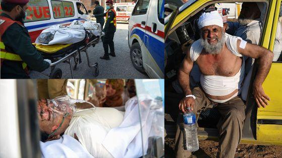 Pakistan : un avion-école militaire s'écrase dans une zone habitée et fait 18 morts