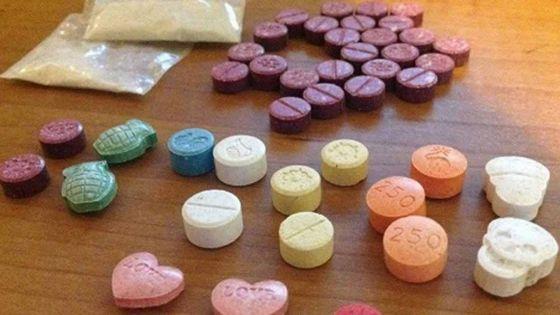 Port-Louis : du cannabis et des comprimés d'ecstasy retrouvés dans des colis à la poste centrale