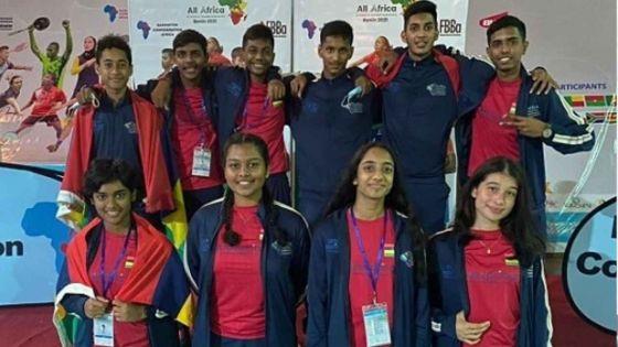 Badminton : 8 cas positifs à la Covid-19 au sein de délégation mauricienne au Bénin