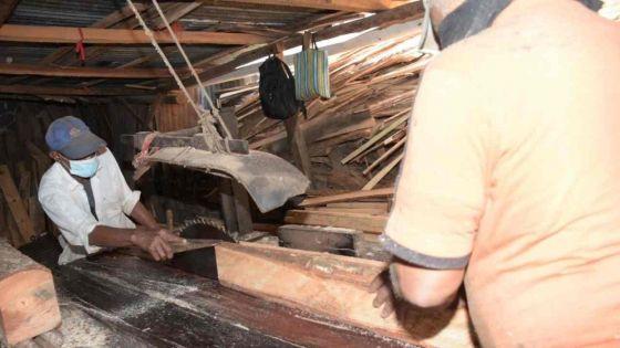 Ouvrier de scierie: un métier qui se meurt
