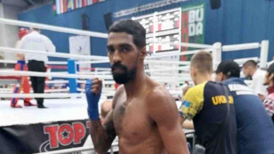 Kickboxing : le Mauricien Fabrice Bauluck décroche son 8e sacre à la Coupe du monde