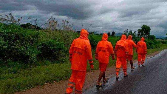 Inde: des dizaines de milliers de personnes évacuées à l'approche du cyclone Gulab