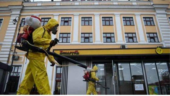 Covid: la Russie enregistre un nouveau record de décès et contaminations en 24h
