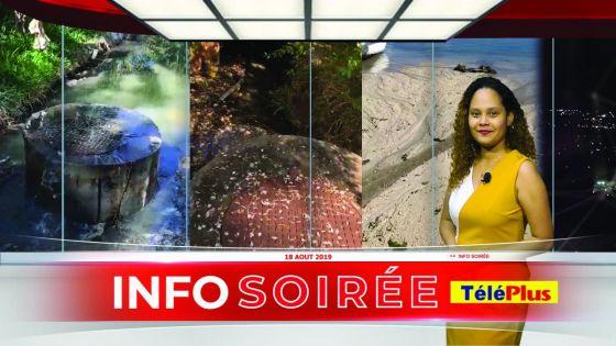 Baie-du-Tombeau : Des cours inondées par des eaux usées