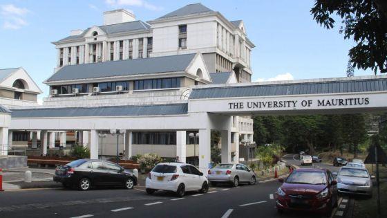 Un employé de l'UoM testé positif : les campus de Réduit et d'Ebène fermés pour une semaine