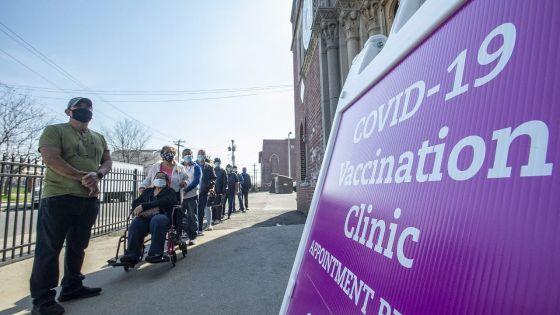 Etats-Unis : un variant du Covid se propage dans une maison de retraite malgré la vaccination