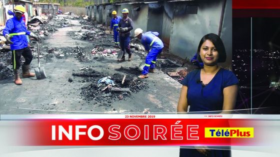[Info Soirée] : Incendie à Cité Longère : place à la reconstruction