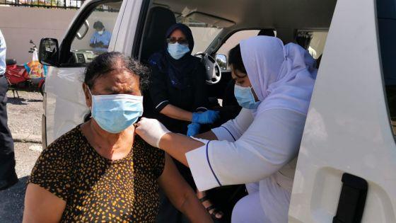 Grippe saisonnière : Plus de 10 000 personnes vaccinées à ce jour
