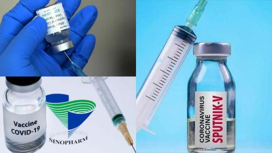 Dr Musango : «Les vaccins Sinopharm, Spoutnik et Covaxin bientôt homologués»