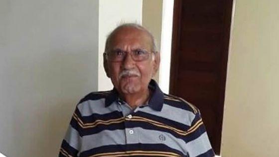 Décès de Ranjit Vaghjee, ancien directeur de la station météorologique de Vacoas