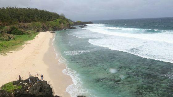 Météo : les sorties dans les lagons du Sud et de l'Ouest déconseillées