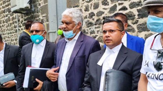 Interrogé «under warning» au CCID : Des 'private prosecutions' bientôt logées, annonce Me Valayden