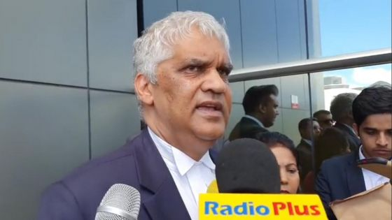 Enquête de l'Icac sur l'emploi fictif allégué de «Constituency Clerk» : «La balle est désormais dans le camp du ministre Sawmynaden pour venir dire le contraire», dit Me Valayden