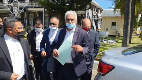 CCID : Valayden interrogé « under warning » suite à une plainte du ministre Jagutpal
