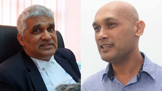 Polémique sur fond du dossier Pack & Blister : Valayden et Jagutpal se livrent à un duel à distance
