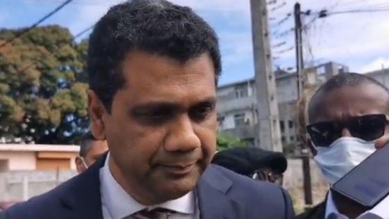 [PRIVATE PROSECUTION] : réaction des ministres Ramano et Maudhoo après que les charges de culpable omission ont été abandonnées par le DPP