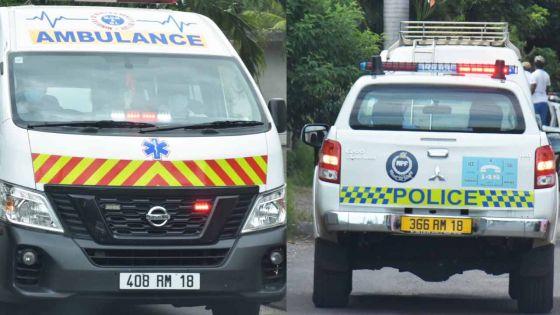 Covid-19: Les services d'urgences en force sur nos routes
