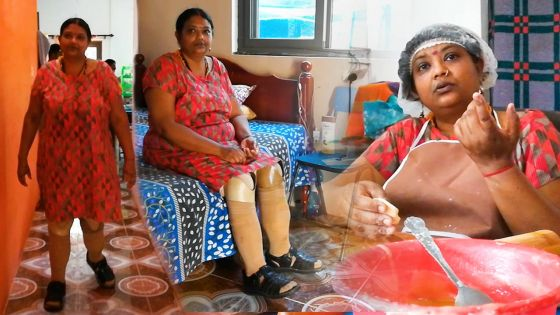 Venita Purbhoo, amputée des deux pieds : Elle se bat bec et ongles pour s'offrir de nouvelles prothèses
