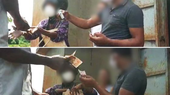 Vente de cigarettes au noir : « Mo donn ou 4 pake, donn mwa mil»