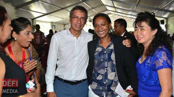 Conseil de district de Rivière-Noire : Véronique Leu-Govind revient à la présidence