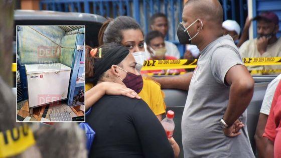 Ti-Dany retrouvé mort dans un congélateur : «Monn krie li, me personn pann reponn», confie sa sœur