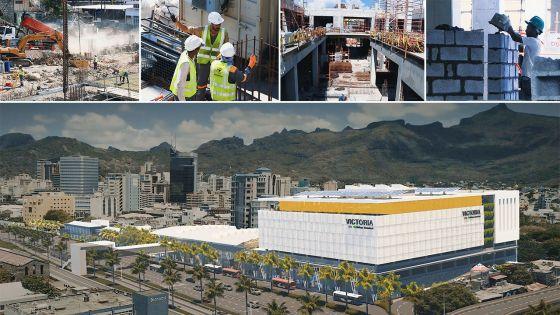 Transport : Le Victoria Urban Terminal se dévoile