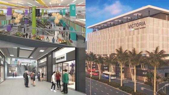 Port-Louis : découvrez la maquette du Victoria Urban Terminal