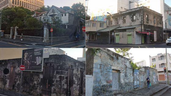 Vieux bâtiments : Maurice pas à l'abri des effondrements