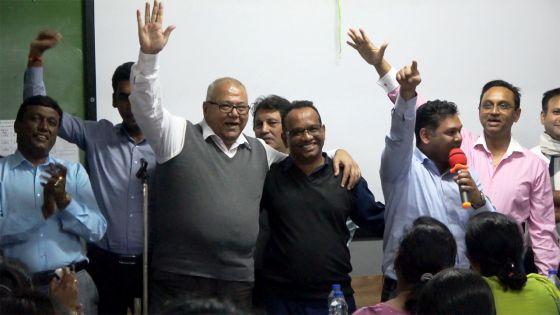 Vikash Nuckcheddy: «Je suis fier de démarrer ma carrière politique dans la circonscription de SAJ»
