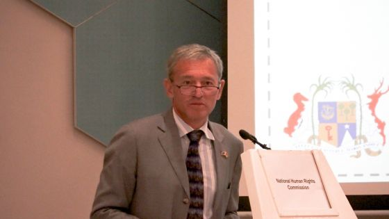 Vincent Degert : « Il est important d'être averti des droits humains pour être en mesure de se défendre »