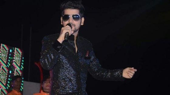 Bollywood : le chanteur Vineet Singh est à Maurice