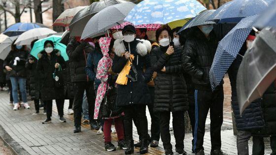 Coronavirus : la Corée du Sud annonce 169 nouvelles contaminations et un 11e mort