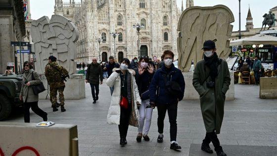 Coronavirus : état des lieux en Europe