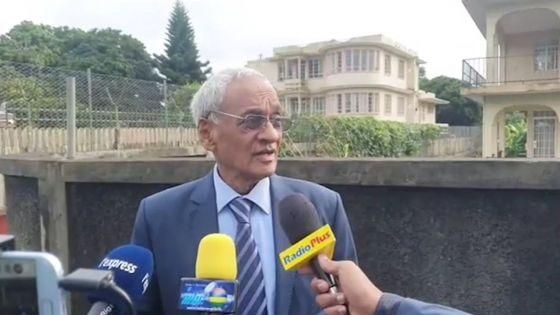Vishnu Lutchmeenaraidoo : « Le pays perd un grand tribun »