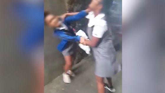 Bagarre entre deux collégiennes : «Swa li arret koze, swa mo eklat li»