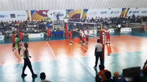 [LIVE] JIOI - Volley-ball : rencontre entre les Maldives et Madagascar