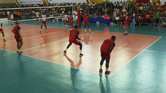 JIOI 2019 - Volleyball : suivez en direct la finale Maurice-Madagascar