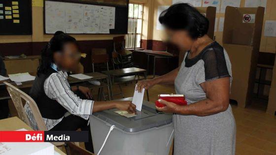 Le recensement des électeurs prend fin ce dimanche