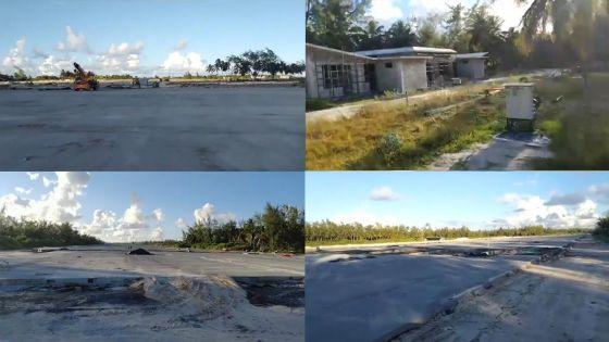 Duval affirme dévoiler la «situation réelle» sur Agalega dans une vidéo sur Facebook