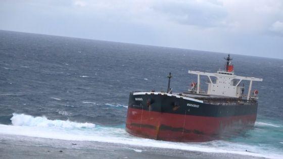 Navire échoué à Pointe d'Esny : deux éléments de la NCG bientôt convoqués aux Casernes centrales