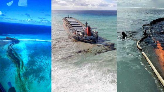 Pointe-d'Esny : des traces d'hydrocarbure décelées dans le lagon ; les sorties sont déconseillées