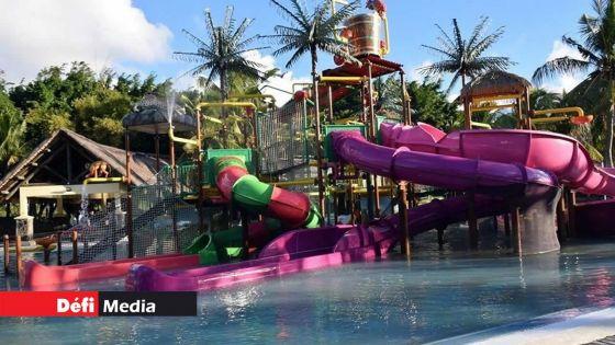Proposition controversée pour le Waterpark : Rs 80 M dans un nouveau toboggan